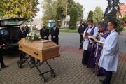 Pogrzeb ks.Józefa Tkacza